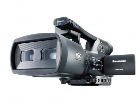 3D-видеокамера Panasonic AG-3DP1